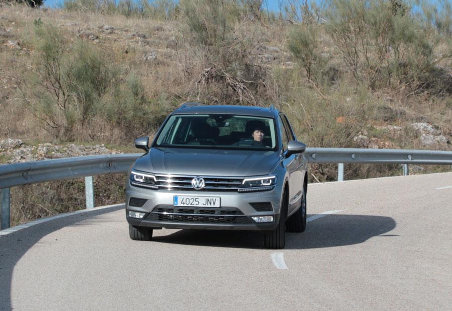 El VW Tiguan 2.0 TDI 4x4 DSG homologa un consumo medio de 5,7 l/100 km.