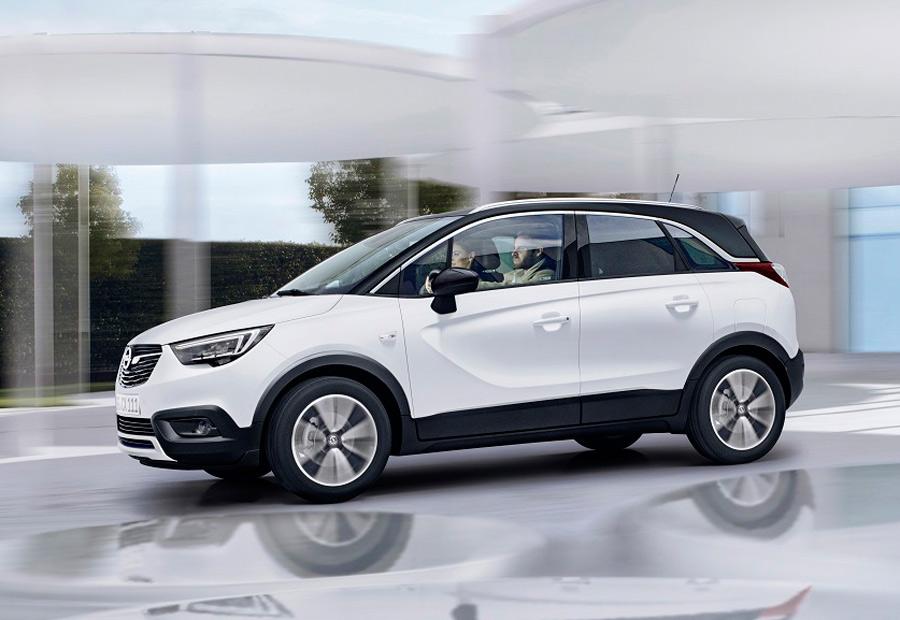 Opel Crossland X, un nuevo crossover llega a la ciudad
