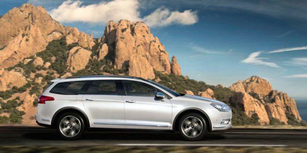 Nueva gama del Citroën C5 2017