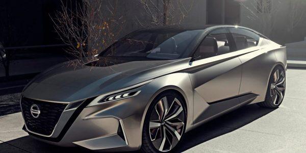 Nissan Vmotion 2.0 concept: la berlina del futuro