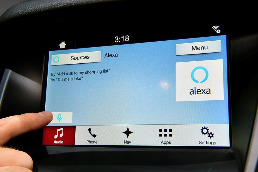 Así puedes comprar en Amazon desde tu Ford gracias a Alexa