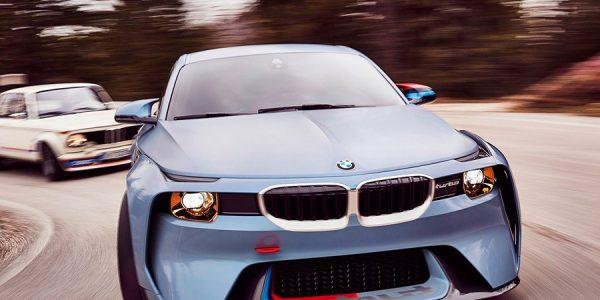 Cómo serán los BMW del futuro más próximo