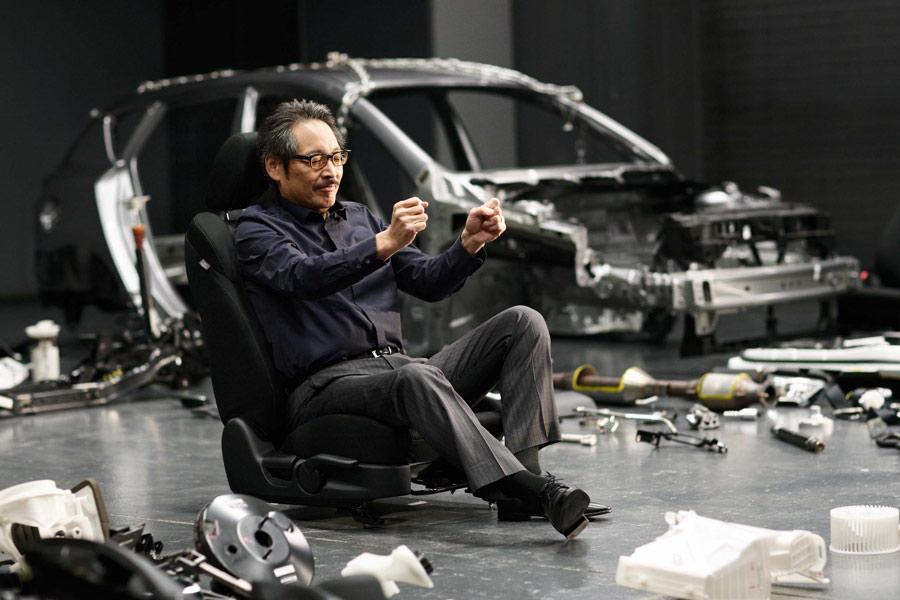 """""""Drive together"""", la unión total entre el hombre y la máquina."""