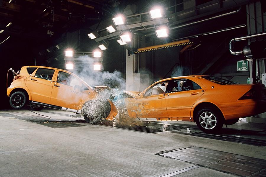 ¿Es más seguro un SUV que un coche normal?