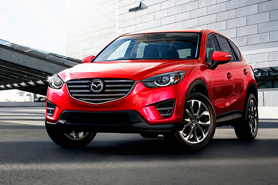 Mazda CX-5 2016.