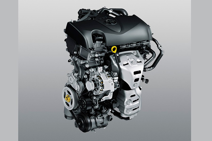 El Toyota Yaris 2017 sustituye el bloque de gasolina de 1,3 litros por uno de 1,5 litros más eficeinte.