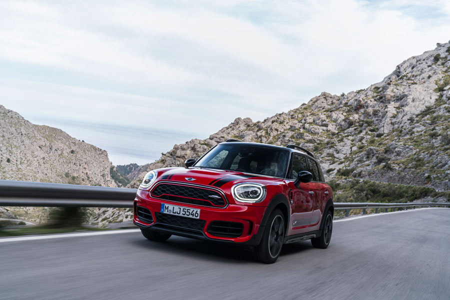 Mini John Cooper Works Countryman 2017: 231 CV y tracción total
