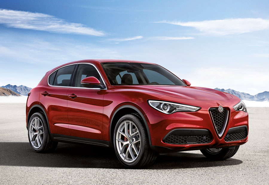 Alfa Romeo Stelvio, ya disponible