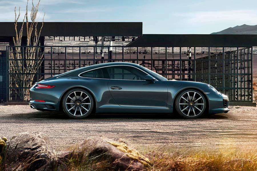 Porsche 911 2016.