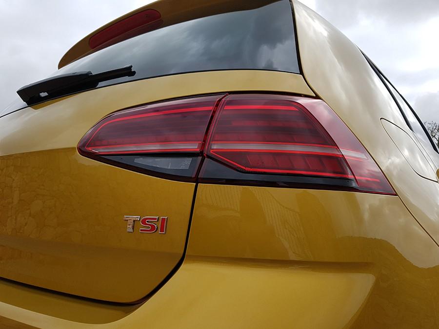 El motor TSi promete ser la estrella de la nueva generación del Golf.