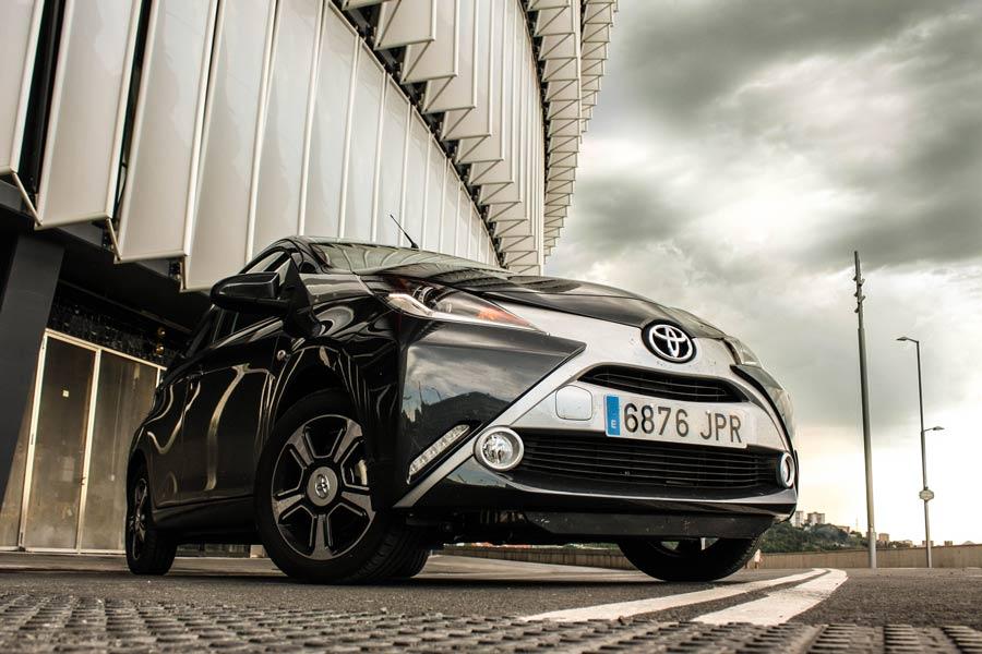 Toyota Aygo x-clusiv: prueba a fondo