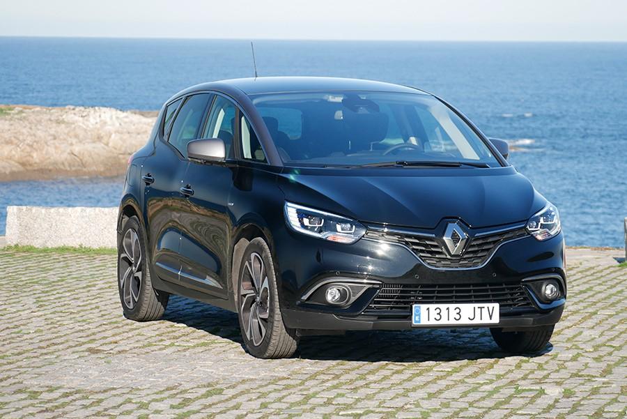 Prueba del Renault Scénic dCi 110 CV EDC Edition One 2016