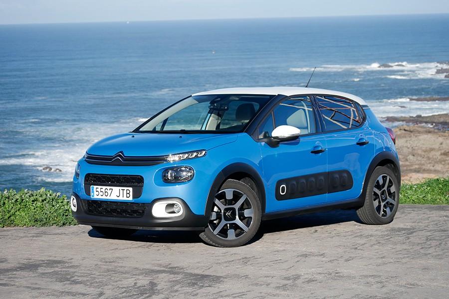 Prueba del nuevo Citroën C3 PureTech 2016