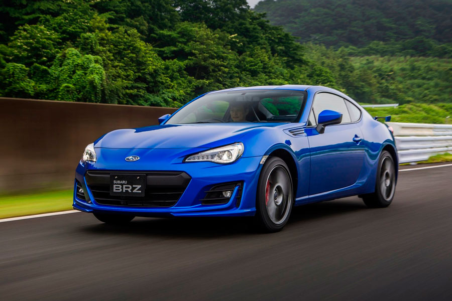 Subaru BRZ 2017, ya está disponible