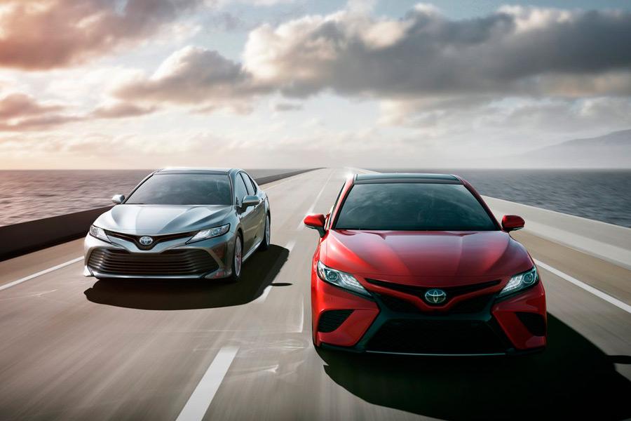 Nuevo Toyota Camry 2018.