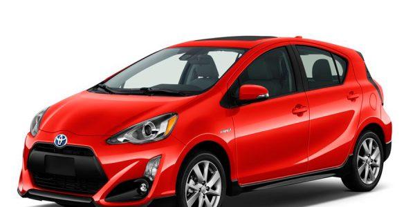 Toyota Prius C, ¿el nuevo Yaris?