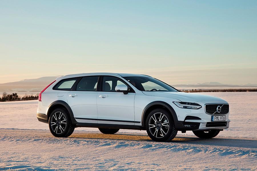 Volvo celebra 20 años de tracción total