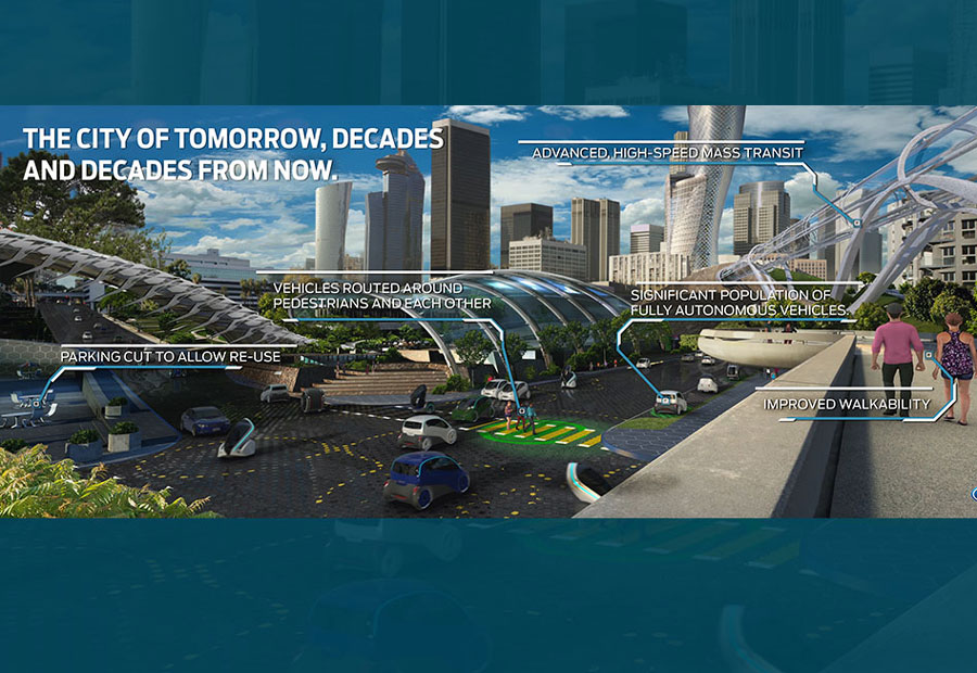 Ford y la ciudad del mañana
