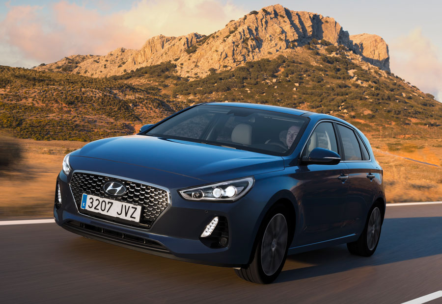 Presentación y prueba del Hyundai i30 2017