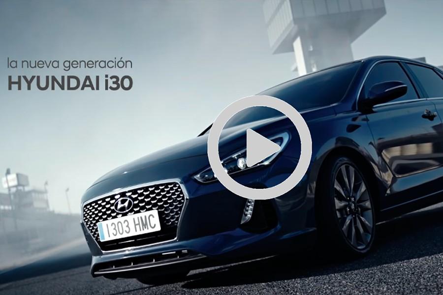 El nuevo Hyundai i30 2017 en vídeo