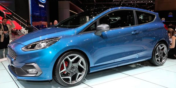 El nuevo Ford Fiesta ST pierde un cilindro