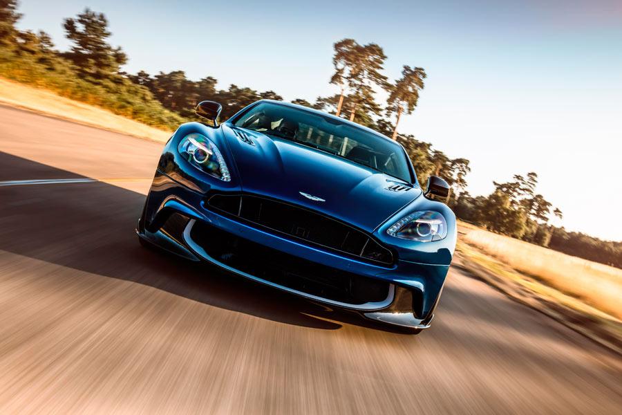 Ginebra espera las novedades de Aston Martin para 2017