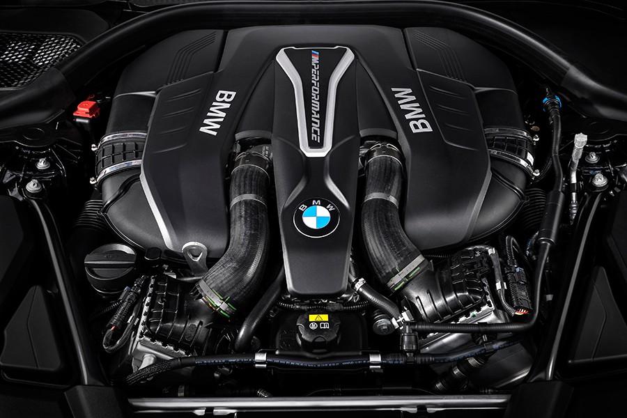 El motor del M4 GTS rinde 500 CV.