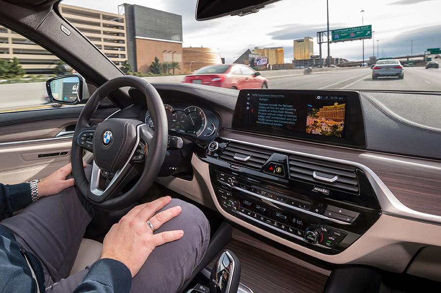 La conducción autónoma es una realidad que revolucionará el mundo del automóvil.