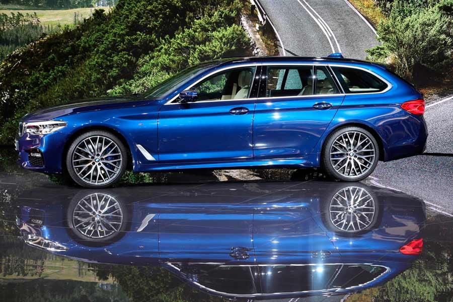 Nuevo BMW Serie 5 familiar 2017.