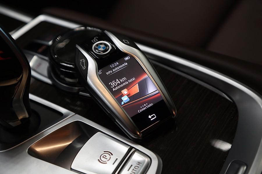 Las aplicaciones y las tecnologías de conectividad están en un nivel superior en BMW.