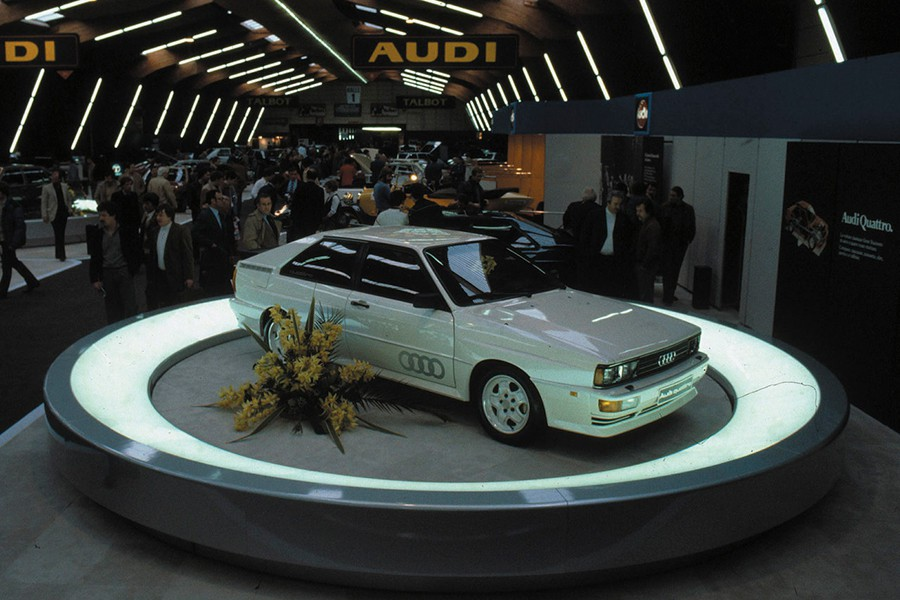Audi debe gran parte de su estatus al Quattro de Ferdinand Piech.