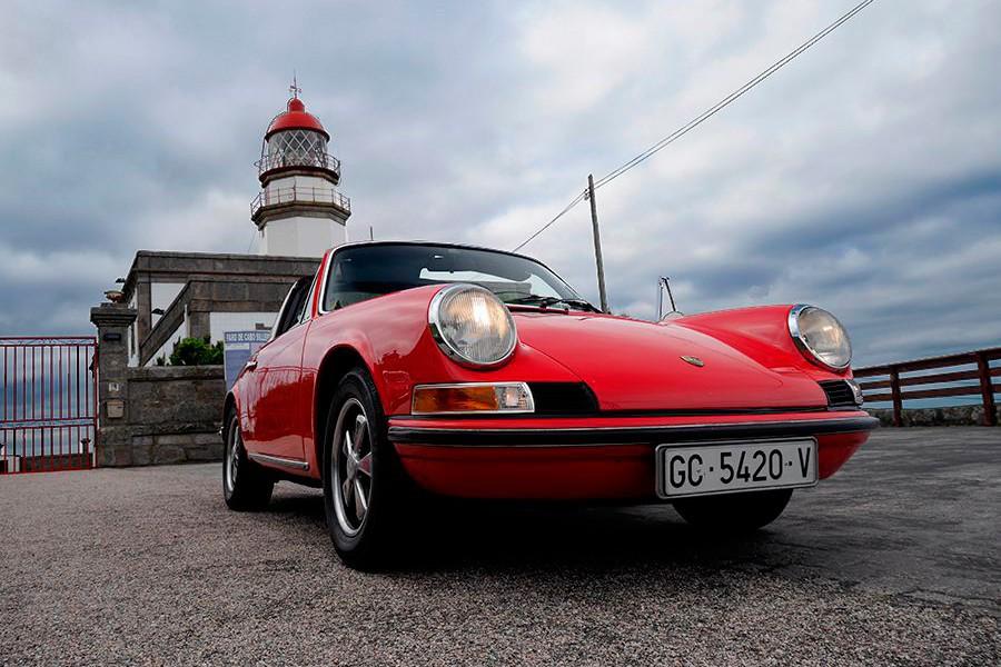 El Porsche 911 se convirtió rápidamente en un objeto de culto.