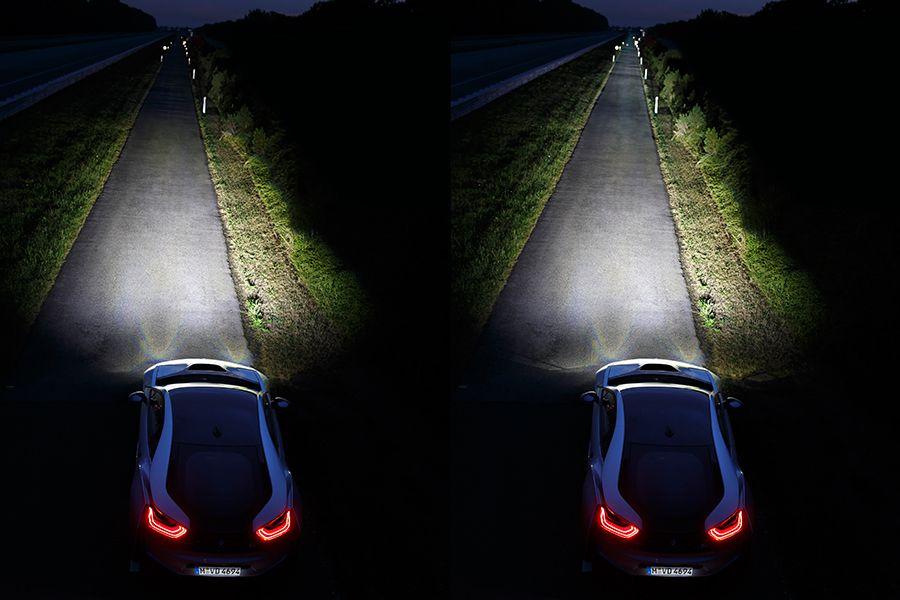 Cuáles son los mejores faros para conducir de noche