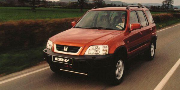 El Honda CR-V cumple 20 años en 2017