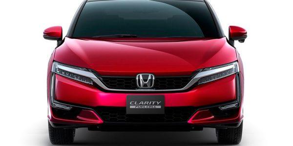 El Honda Clarity Fuel Cell debuta en Ginebra 2017