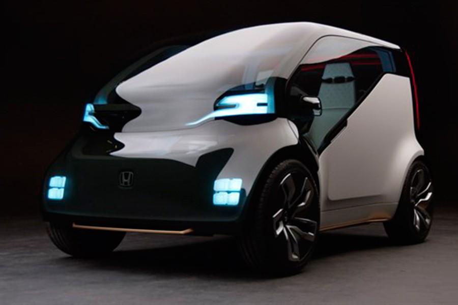 El Honda NeuV se presenta en el Salón de Ginebra 2017