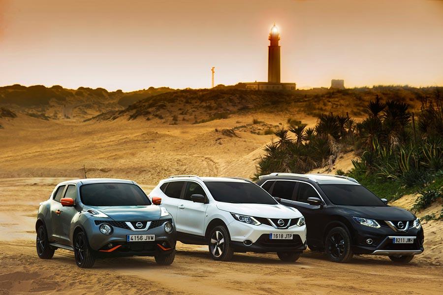 La gama crossover de Nissan afianza su liderazgo