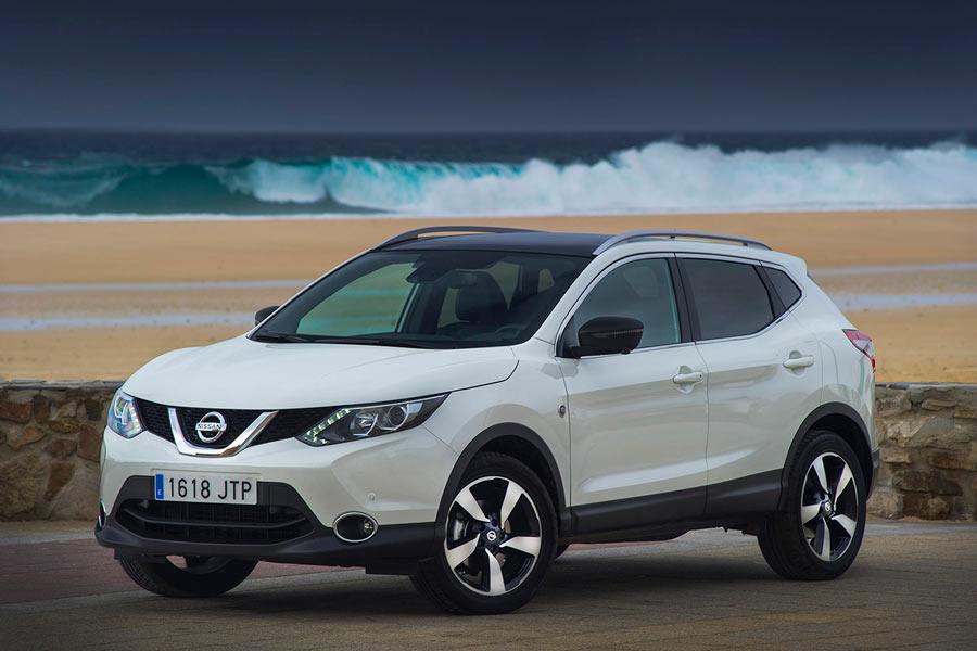 Gama Crossover de Nissan (7)