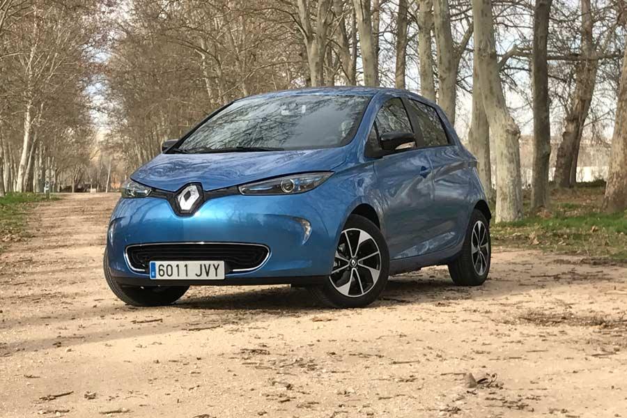 Presentación y prueba del nuevo Renault Zoe Z.E. 40 Intens