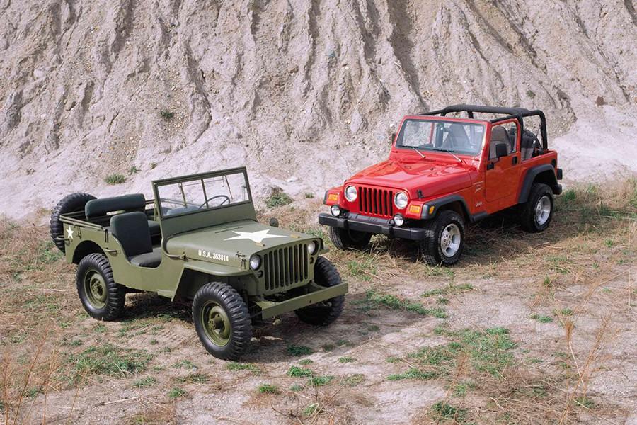 El Jeep fue tan revolucionario que se copió su concepto en varias ocasiones.