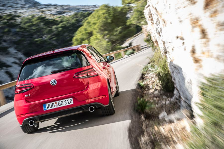 Los 5 mejores GTi Volkswagen Golf gti (1)