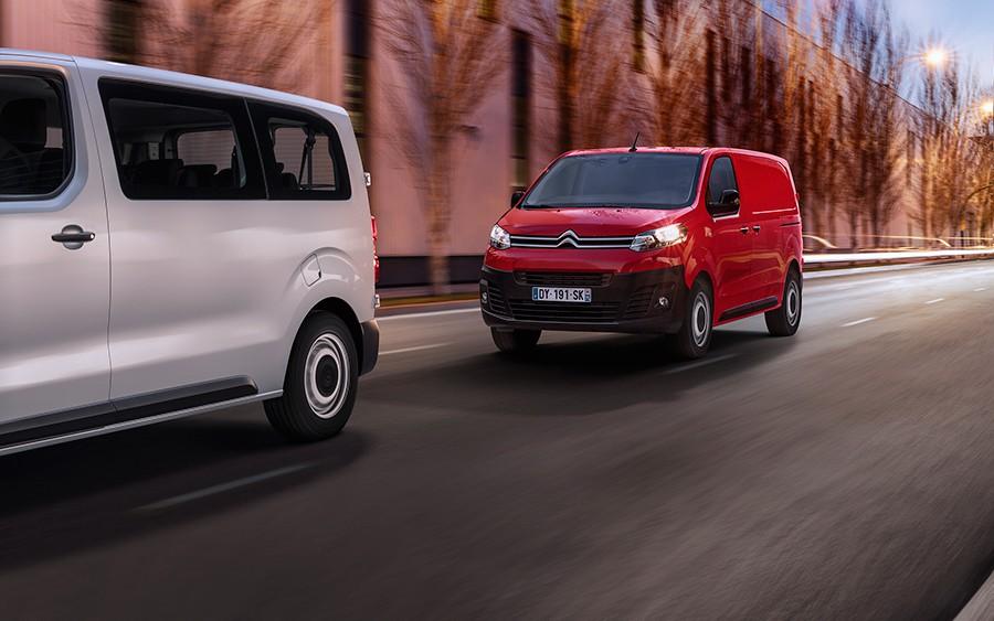 Novedades en la gama de vehículos comerciales de Citroën 2017