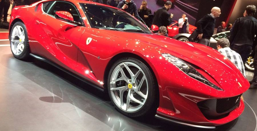 Nuevo Ferrari 812 Superfast, la sorpresa del cavallino en Ginebra