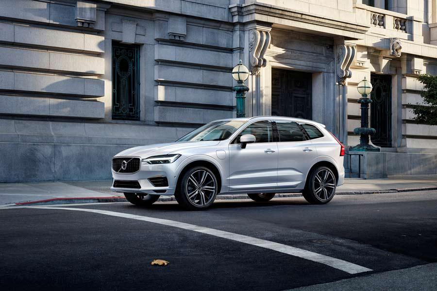 Nueva generación del Volvo XC60.