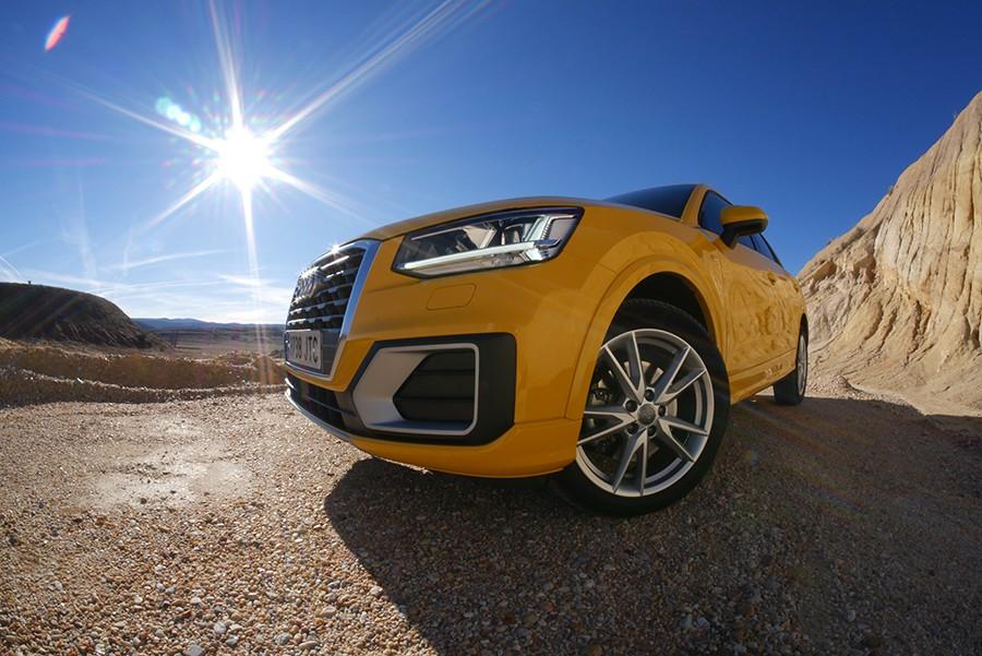 Prueba del Audi Q2 1.6 TDi 116 Sport Edition 2017