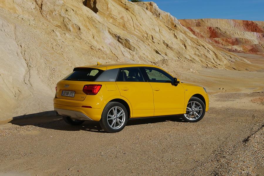 Desde algunos ángulos recuerda al Citroën C4 Cactus.