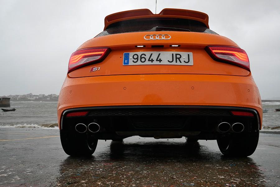 Los consumos del Audi S1 son correctos para su nivel de prestaciones.