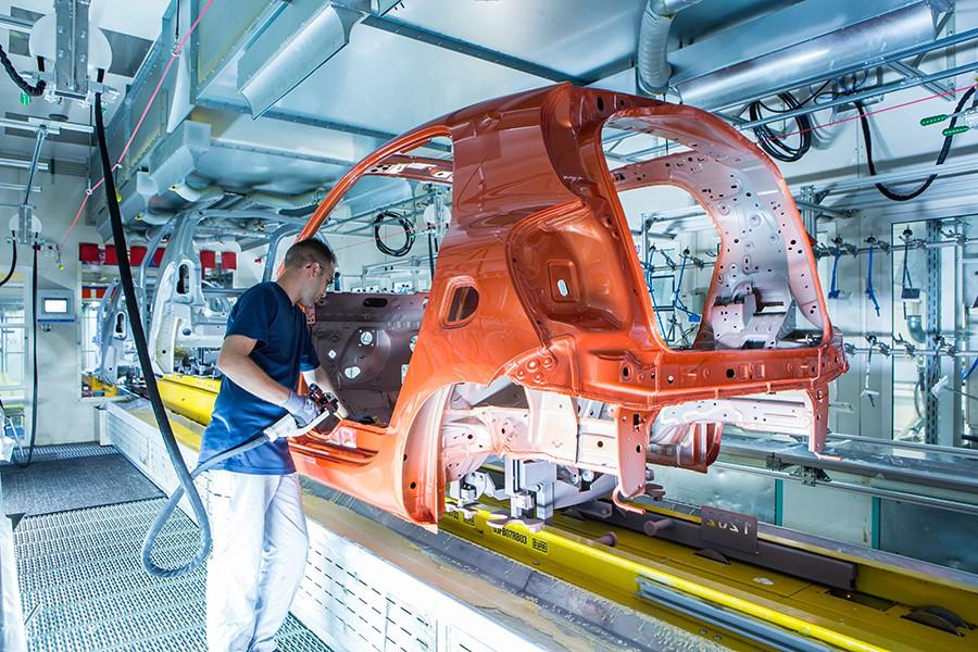 La nueva generación de Smart ha sido posible gracias a la colaboración con Renault.
