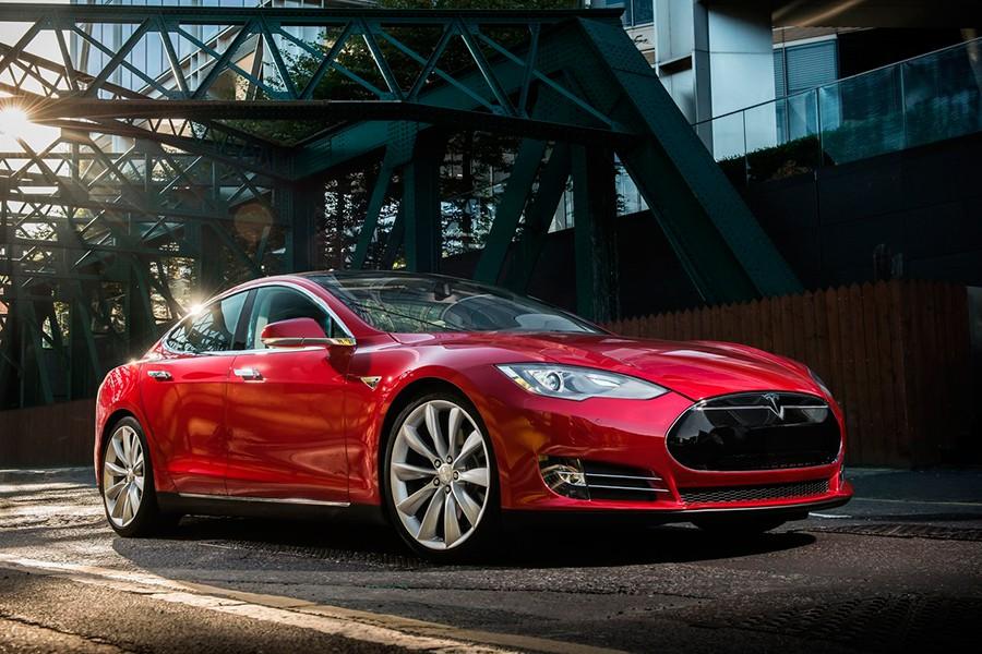 El Tesla Model S ha revolucionado el mercado de los coches eléctricos.