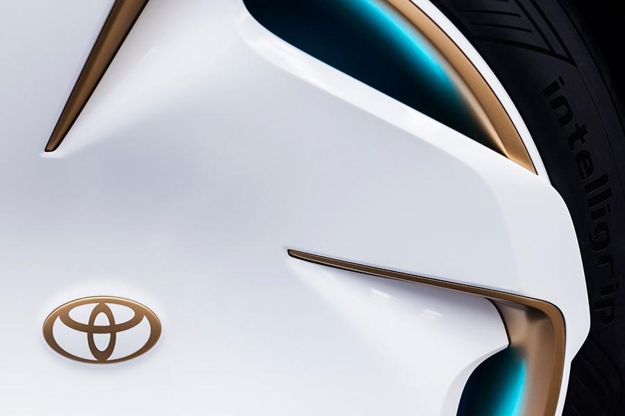 Toyota i-TRIL Concept autónomo en Ginebra 2017